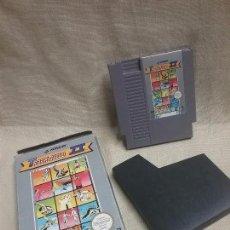 Videojuegos y Consolas: JUEGO CONSOLA NINTENDO NES TRACK& FIELD II. Lote 102419503
