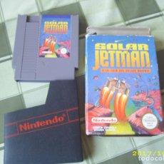 Videojogos e Consolas: JUEGO SOLAR JETMAN NES. Lote 102669759