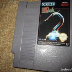 Videojuegos y Consolas: NINTENDO NES ~ HOOK ~ PAL / ESPAÑA. Lote 102781931