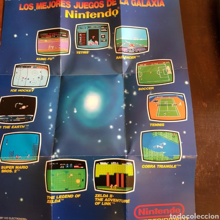 Poster Mejores Juegos De La Galaxia Consola Nin Comprar