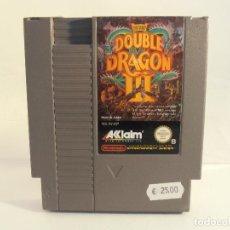 Videogiochi e Consoli: JUEGO NINTENDO NES, DOUBLE DRAGON III, B, SOLO CARTUCHO. Lote 104308039