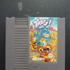 Videojuegos y Consolas: JUEGO - NINTENDO - NES - TROG. Lote 104407899