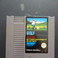 Videojuegos y Consolas: JUEGO - NINTENDO - NES - GOLF. Lote 104408091