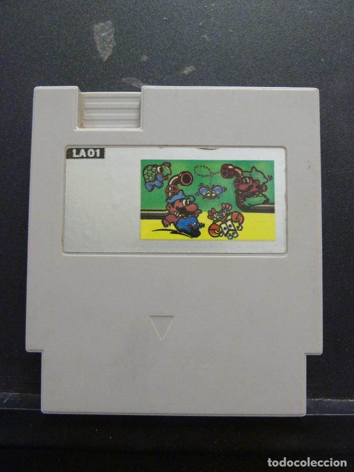 CARTUCHO - CLONICO - NINTENDO - NES (Juguetes - Videojuegos y Consolas - Nintendo - Nes)