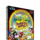 Videojuegos y Consolas: JUEGO NINTENDO NES RAINBOW ISLANDS BUBBLE BOBBLE 2 // OCEAN // CON MANUAL DE INSTRUCCIONES + FUNDA. Lote 45625566