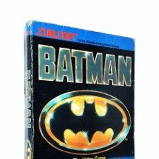 Videojuegos y Consolas: JUEGO NINTENDO NES BATMAN SUNSOFT ((1989)). Lote 45625516