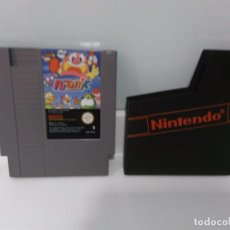 Videojuegos y Consolas: PUZZNIC (NES). Lote 104821895