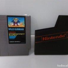 Videogiochi e Consoli: WILD GUNMAN (NES). Lote 104822839