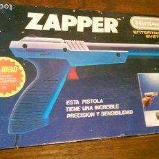 Videojuegos y Consolas: ZAPPER NES. Lote 105606071