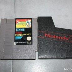 Videojuegos y Consolas: TENNIS NINTENDO NES SOLO CARTUCHO. Lote 105773319