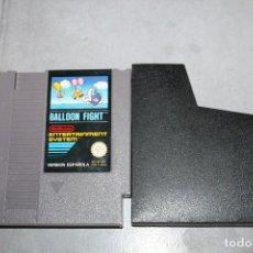 Videojuegos y Consolas: BALLOON FIGHT NINTENDO NES SOLO CARTUCHO. Lote 105773599