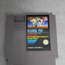 Videojuegos y Consolas: KUNG FU NINTENDO NES SOLO CARTUCHO. Lote 105773619