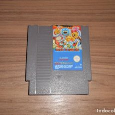 Videojuegos y Consolas: GHOST'M GOBLINS JUEGO ORIGINAL NINTENDO NES PAL ESPAÑA. Lote 105805307