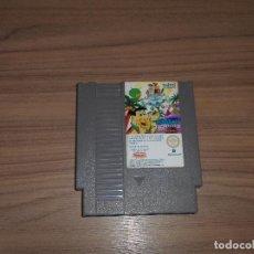 Videojuegos y Consolas: THE FLINSTONES JUEGO ORIGINAL NINTENDO NES PAL ESPAÑA. Lote 105805383