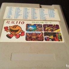 Videojuegos y Consolas: CONSOLA NINTENDO NES CLONICA 110 1N 1 CARTUCHO. Lote 105827527