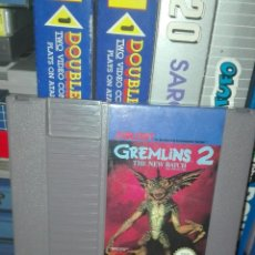 Videojuegos y Consolas: GREMLINS 2 NES. Lote 107529982