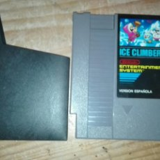 Videojuegos y Consolas: ICE CLIMBER NES. Lote 107528942
