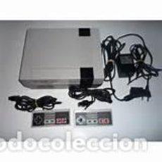 Videojuegos y Consolas: CONSOLA NINTENDO NES. Lote 108377307