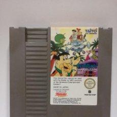 Videojuegos y Consolas: JUEGO NINTENDO NES - THE FLINTSTONES - VERSION NES-5Z-ESP. Lote 108752487