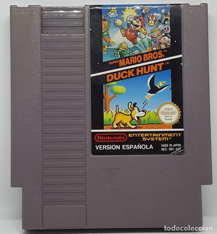 Juego Nintendo Nes Super Mario Bros Duck Hunt Comprar Videojuegos