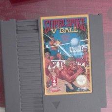 Videojuegos y Consolas: JUEGO NINTENDO NES SUPER SPIKE V´BALL NES-VJ-FRA. Lote 110964483