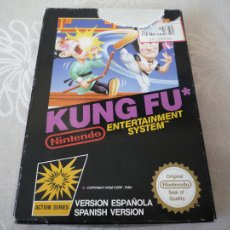Videojuegos y Consolas: KUNG FU NINTENDO (FALTA MANUAL) NES. Lote 111313859