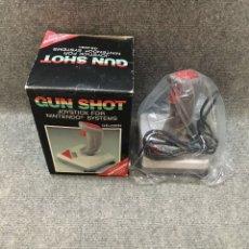 Videojuegos y Consolas: JOYSTICK GUN SHOT GS 228N NINTENDO NES. Lote 111210947
