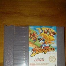 Videojuegos y Consolas: NES PATOAVENTURAS DUCKTALES DISNEY CARTUCHO FUNCIONANDO. Lote 111541076