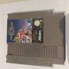 Videojuegos y Consolas: DOUBLE DRAGON 2 II NINTENDO NES PAL-ESPAÑA. Lote 111594991