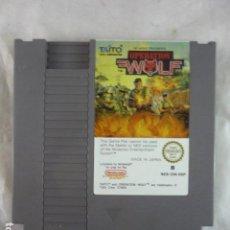 Videojuegos y Consolas: OPERATION WOLF - NINTENDO NES CARTUCHO - 1985. Lote 113116623
