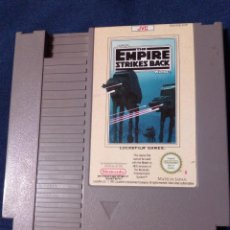 Videojuegos y Consolas: STAR WARS THE EMPIRE STRIKES BACK JUEGO PARA NINTENDO NES-EK-ESP.. Lote 113257443