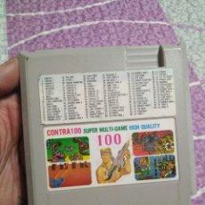 Videojuegos y Consolas: JUEGO NINTENDO NES 100 JUEGOS. Lote 113826375