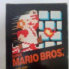 Videojuegos y Consolas: JUEGO NINTENDO NES SUPER MARIO BROS. - JUEGO, FUNDA E CAJA. - BIEN CONSERVADO. Lote 114849239