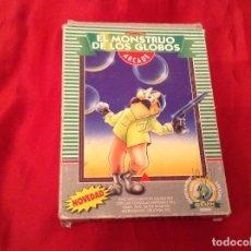 Videojuegos y Consolas: EL MONSTRUO DE LOS GLOBOS . Lote 114880463