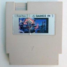 Videojogos e Consolas: VIDEOJUEGO NINTENDO NES 4 EN 1. Lote 115013015