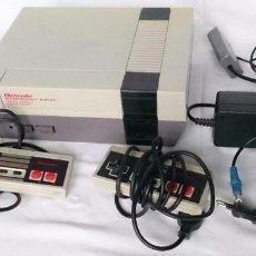 Videojuegos y Consolas: CONSOLA NINTENDO NES VERSIÓN ESPAÑOLA. Lote 116254423