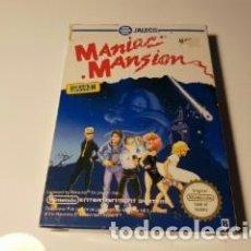 Videojuegos y Consolas: MANIAC MANSION (NES) COMPLETO. Lote 117709719
