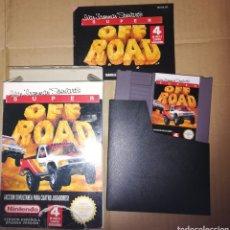 Videojuegos y Consolas: SUPER OFF ROAD NINTENDO. Lote 118265856