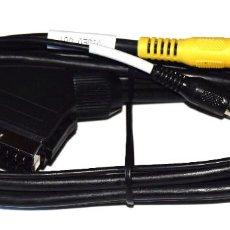 Videojuegos y Consolas: CABLE NES AV-SCART EUROCONECTOR PARA NINTENDO NES NUEVO. Lote 152227569