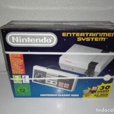 Videojuegos y Consolas: NINTENDO CLASSIC MINI COMPLETAMENTE NUEVA A ESTRENAR. Lote 121506919