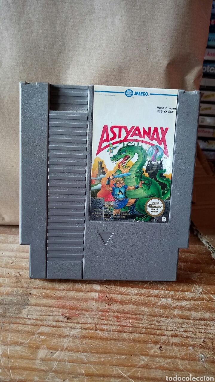 ASTYNAX NES (Juguetes - Videojuegos y Consolas - Nintendo - Nes)
