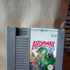 Videojuegos y Consolas: ASTYNAX NES. Lote 121519582