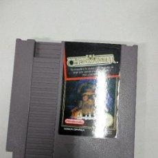 Videojuegos y Consolas: CHESSMASTER - NINTENDO NES - PAL ESP B -. Lote 121599331
