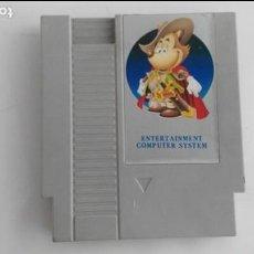 Videojuegos y Consolas: ANTIGUO JUEGO PARA LA NINTENDO NES CLONICO DE 11 JUEGOS EN 1. Lote 122541803