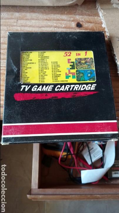 CARTUCHO NES CLONICA 52.1 (Juguetes - Videojuegos y Consolas - Nintendo - Nes)