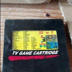 Videojuegos y Consolas: CARTUCHO NES CLONICA 52.1. Lote 121519727