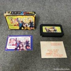 Videojuegos y Consolas: DRAGON BALL Z III NINTENDO NES. Lote 124415038