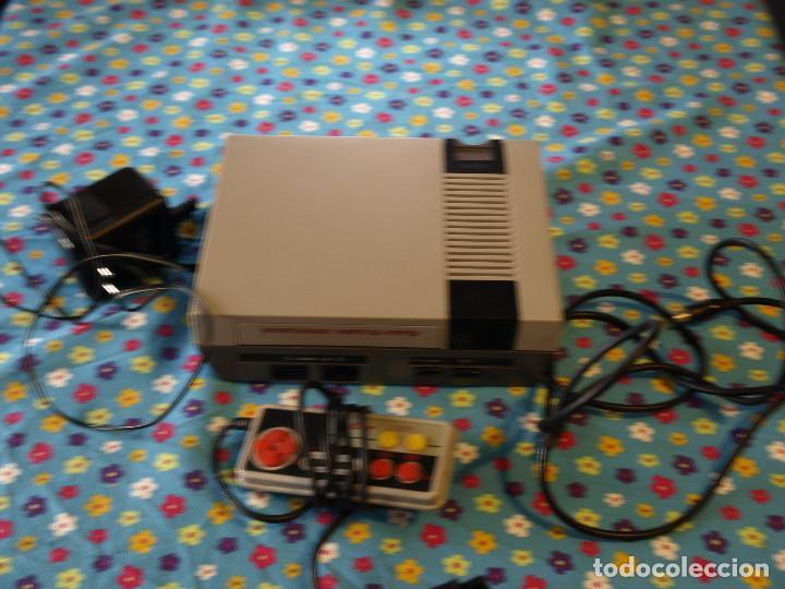 Videojuegos y Consolas: CONSOLA CLÓNICA NES - Foto 7 - 161705312