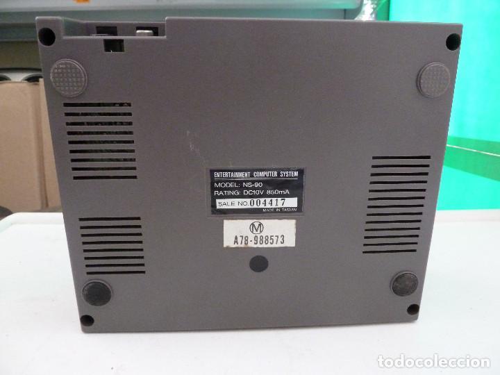 Videojuegos y Consolas: CONSOLA CLONICA NINTENDO NES - Foto 6 - 124775631