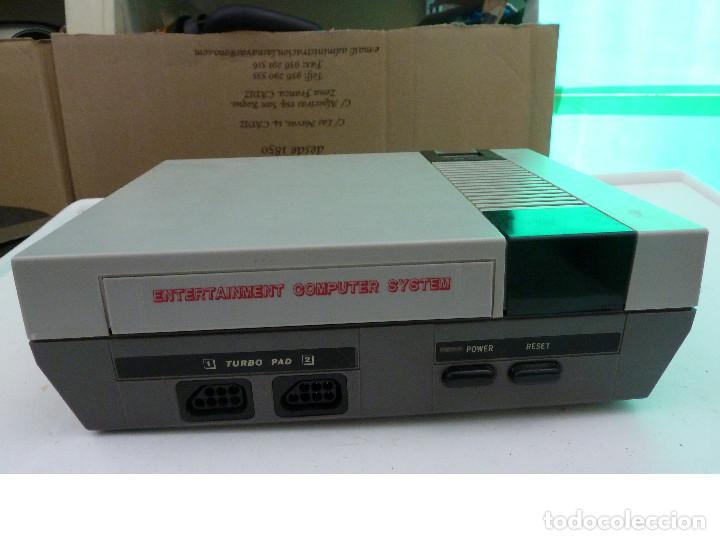 CONSOLA CLONICA NINTENDO NES - 3 (Juguetes - Videojuegos y Consolas - Nintendo - Nes)